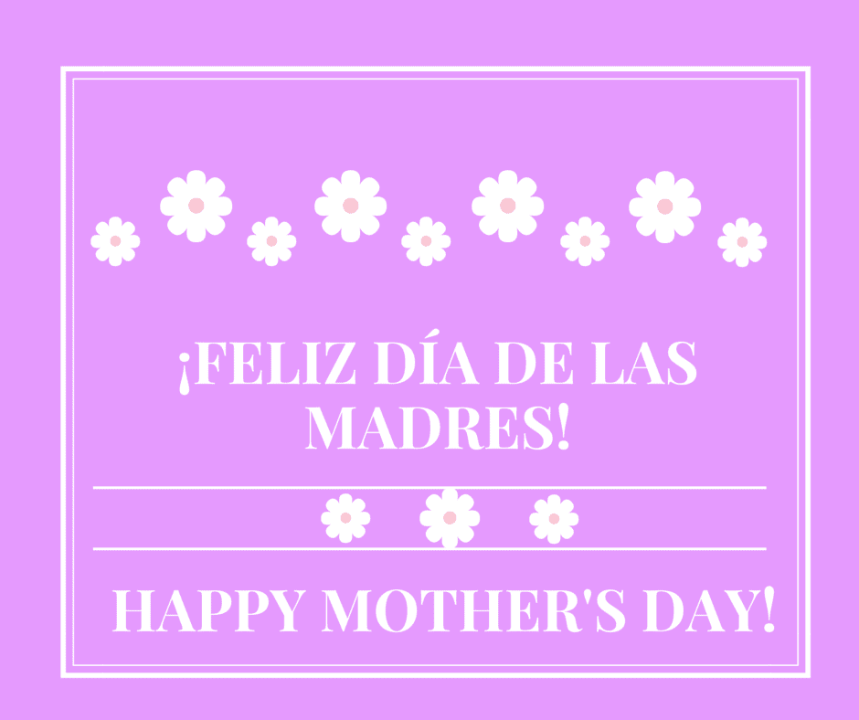 Tarjetas Gratis Para El Dia De Las Madres