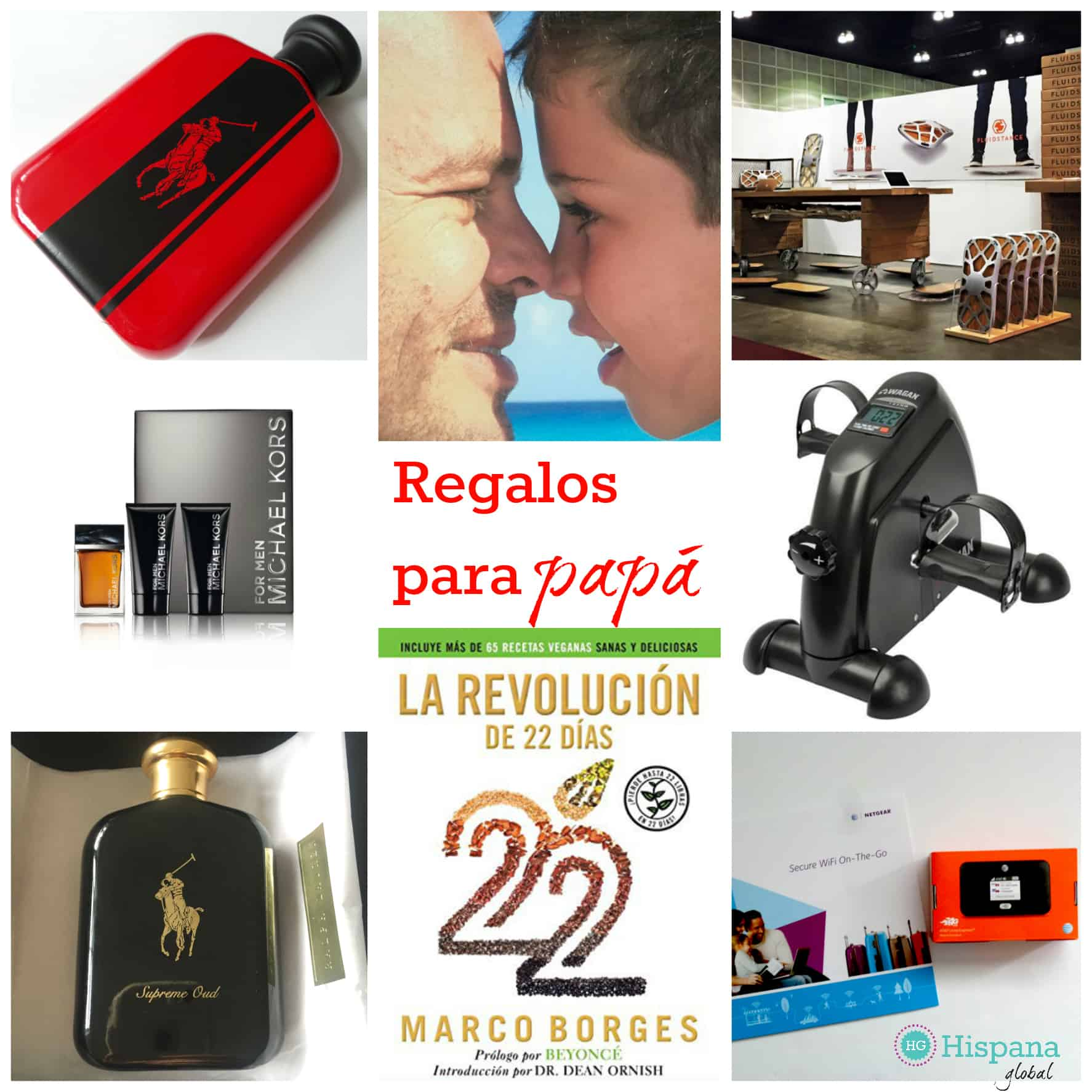 5 ideas de regalos para el d a del padre hispana global - Ideas de regalos para padres ...