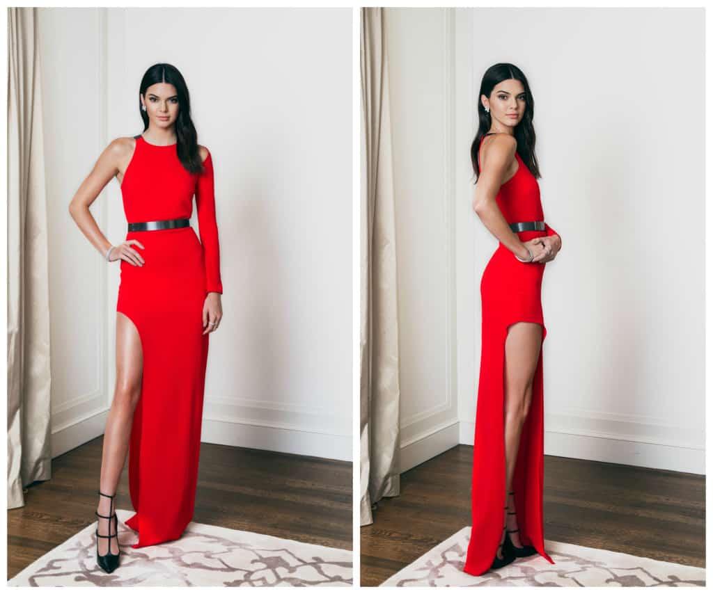 Kendall Jenner Estee Lauder Modern Muse CFDA awards