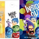 Actividades infantiles de inmensamente Inside Out