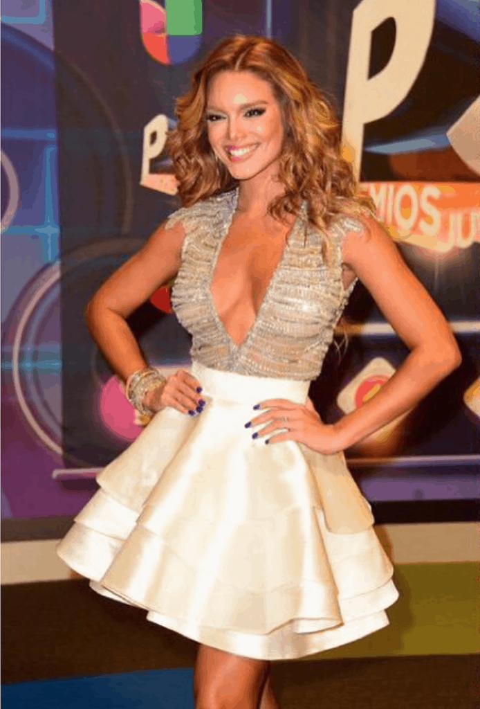 Zuleyka Rivera premios Juventud