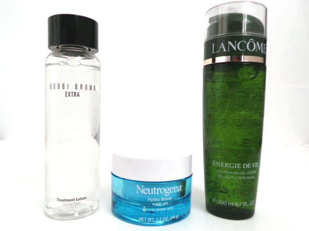3 lociones hidratantes para piel grasa