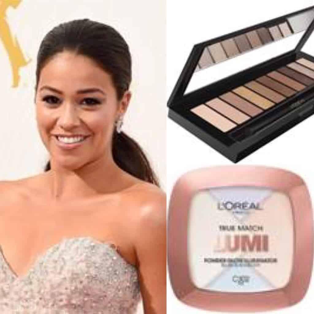 Gina Rodriguez maquillaje emmy 2015