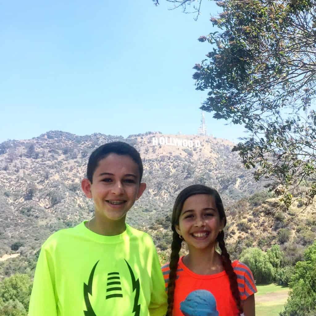 Hijos en Hollywood