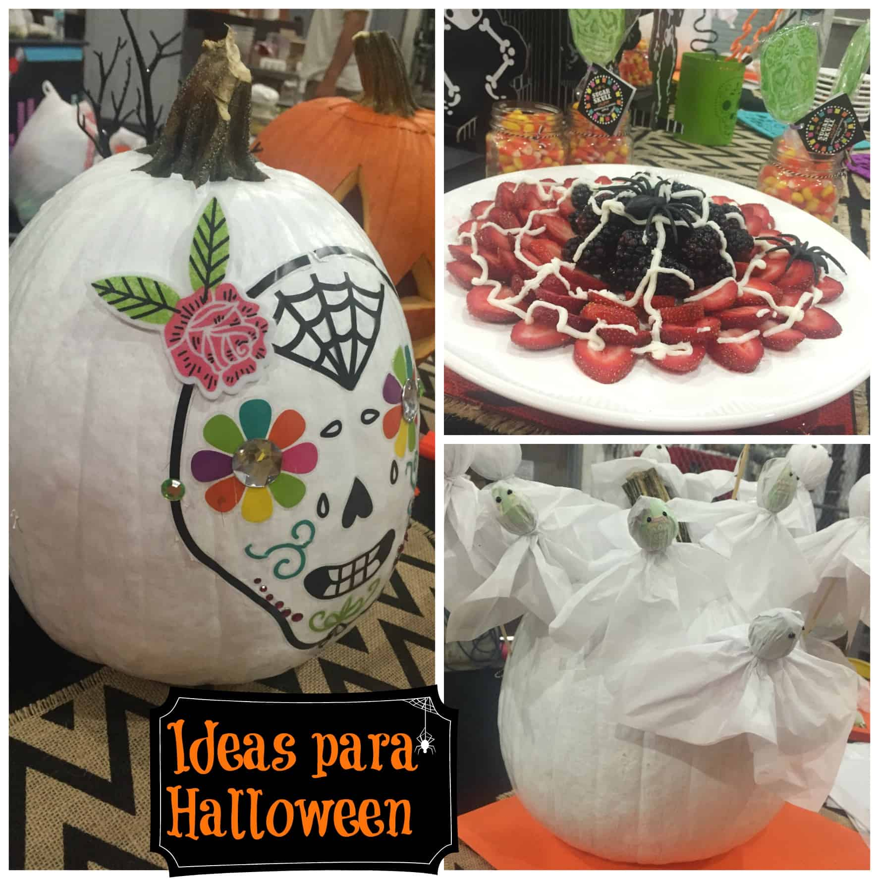 Ideas y consejos para una fiesta de halloween hispana global - Ideas para fiesta de halloween ...