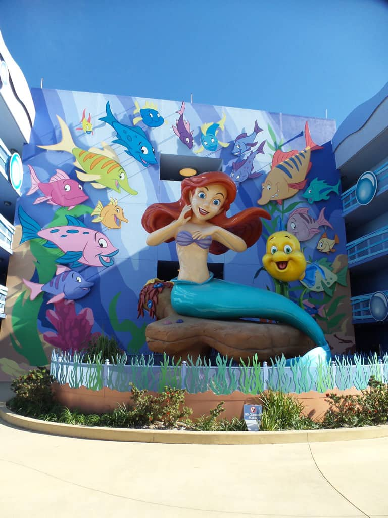 Disney Art of Animation Resort Ariel