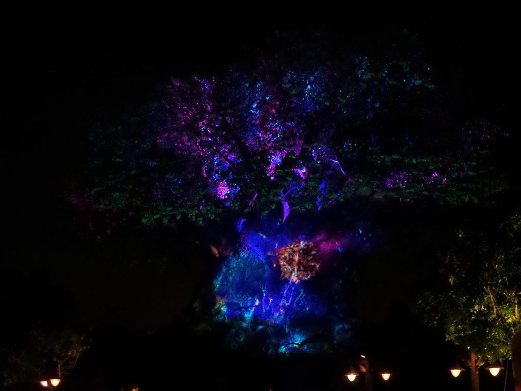 Tree of Life o arbol de la vida en Disney's Animal Kingdom