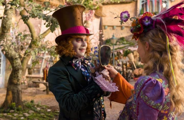 """La magia de """"Alicia a través del espejo"""""""