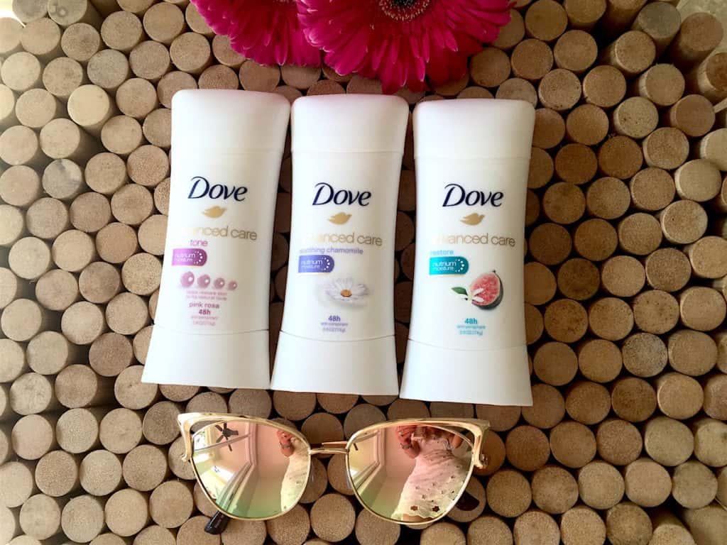 Dove Advanced Care Anti Perspirant
