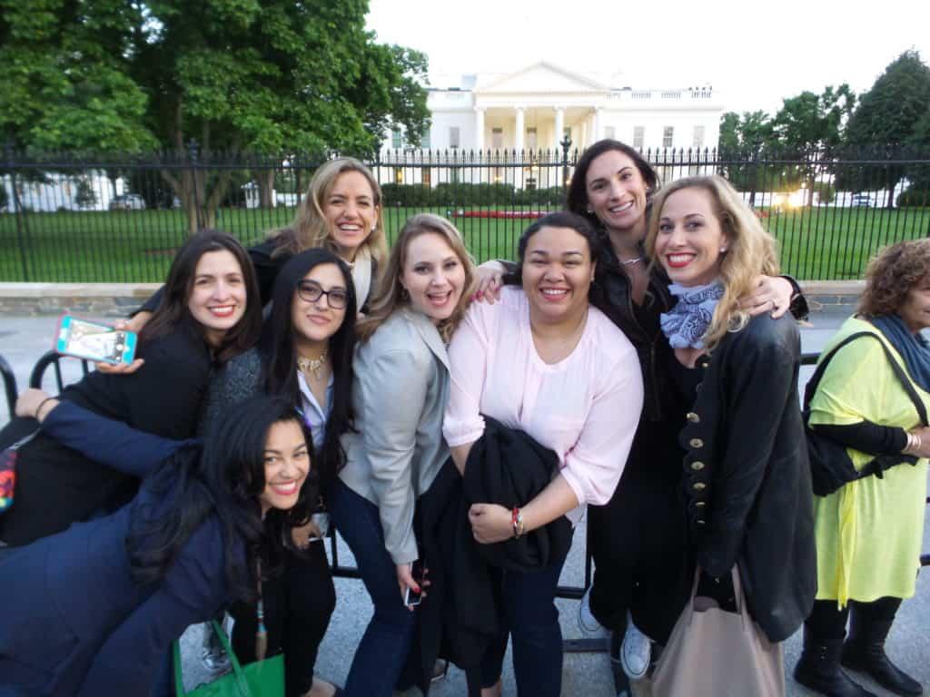 Blogueras latinas en la casablanca