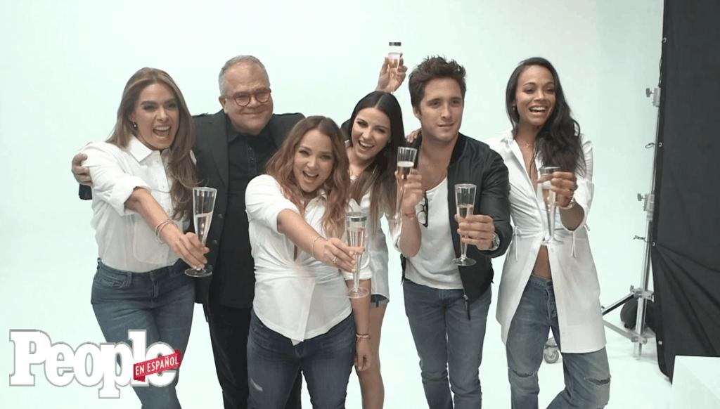 Celebrando People en Español 50 más bellos 2016