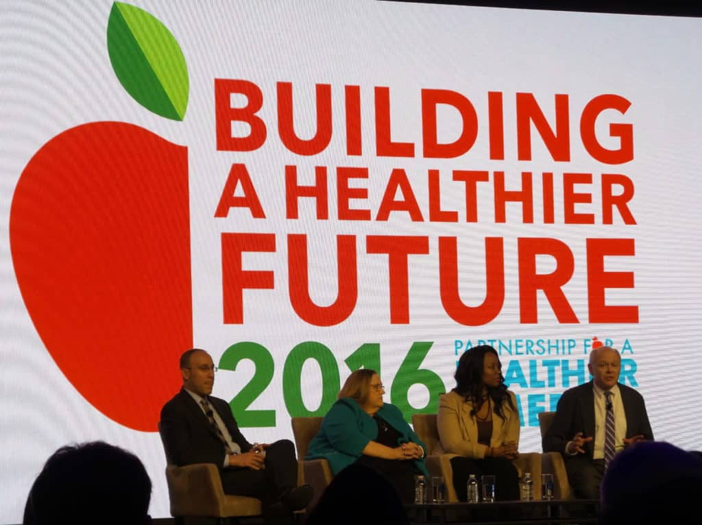 Panel sobre la obesidad PHA Summit 2016