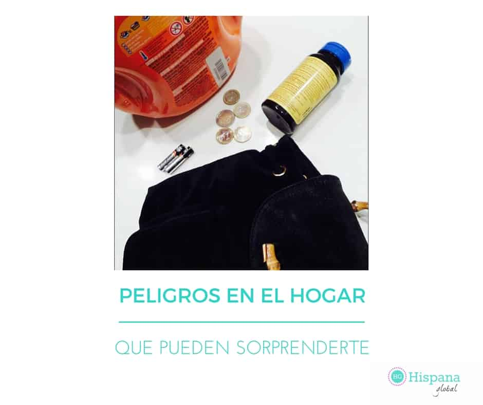 PELIGROS EN EL HOGAR