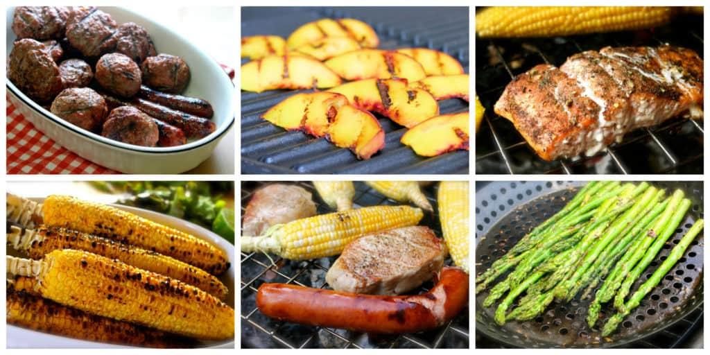 10 Alimentos Deliciosos Que Puedes Cocinar En La Parrilla Hispana Global
