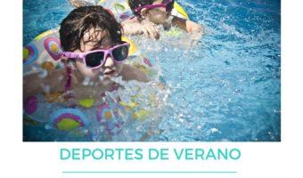 Natacion y deportes de verano