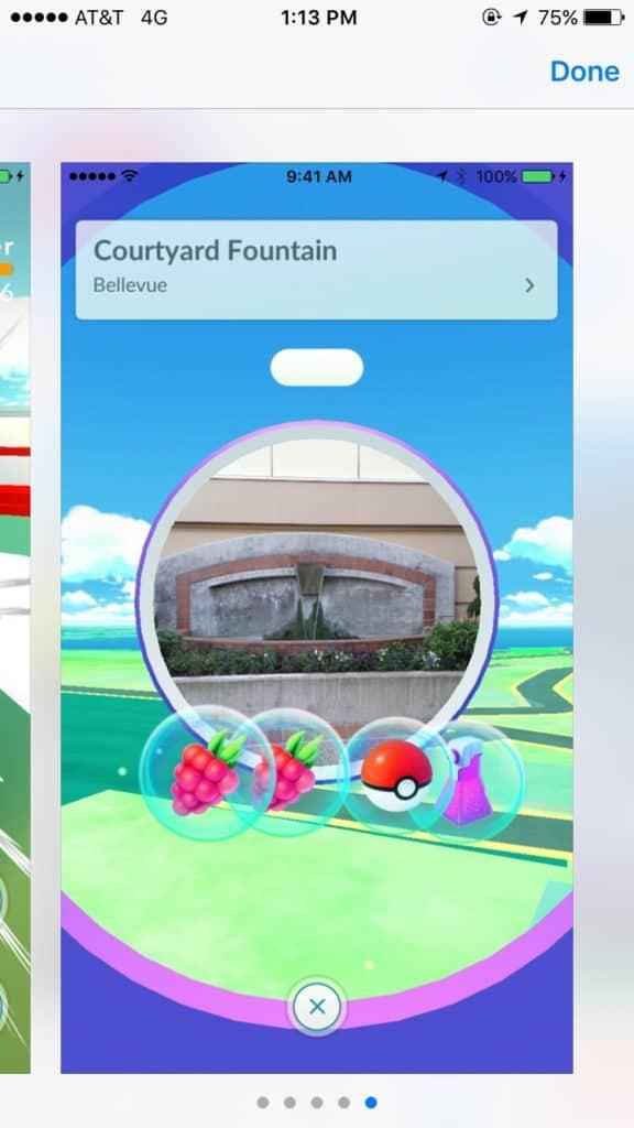 Pokemon Go es una app adictiva