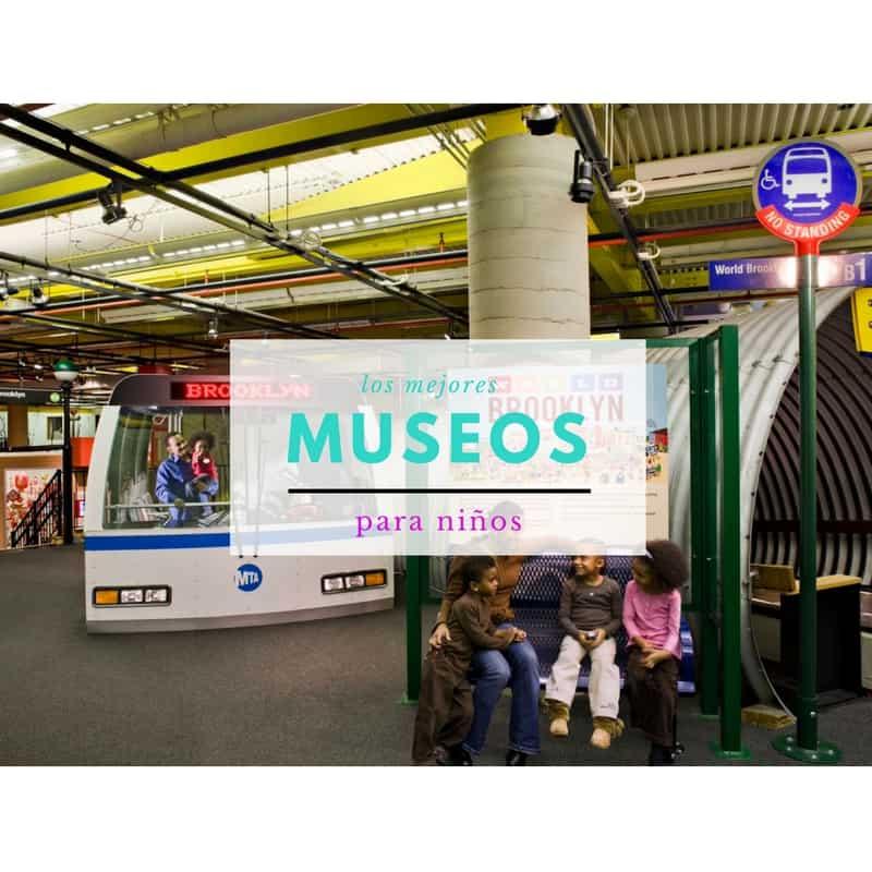 Los mejores museos para niños en Estados Unidos
