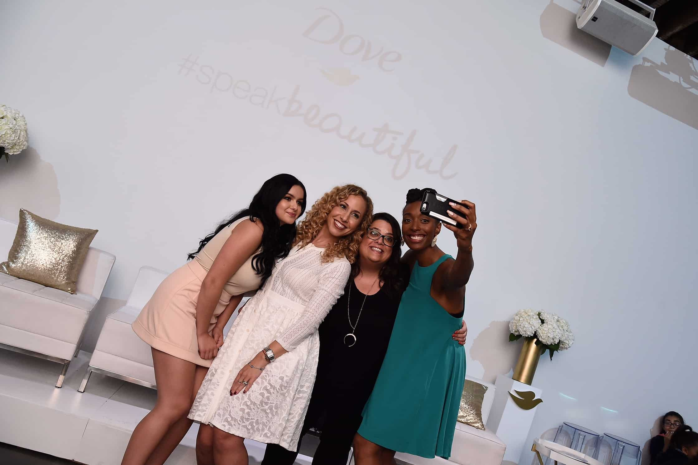 #SpeakBeautiful Dove Event in NYC