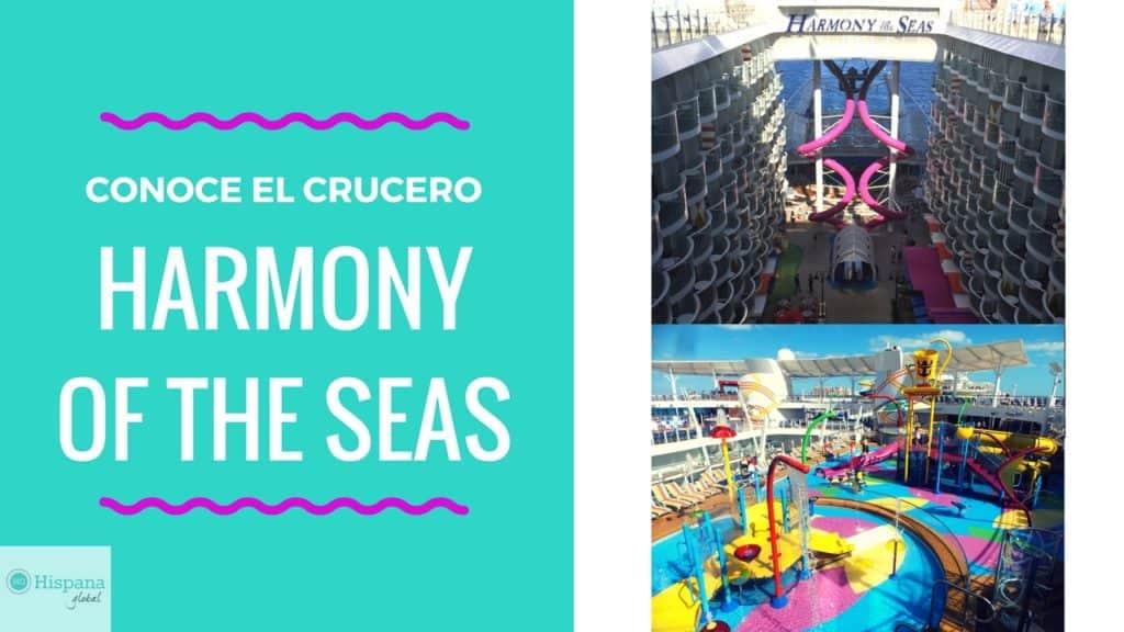 Nuevo crucero Harmony of the Seas