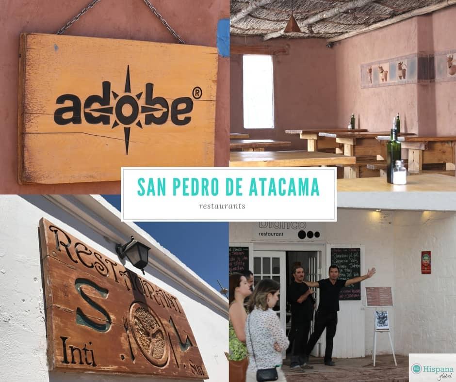Los mejores restaurantes en San Pedro de Atacama