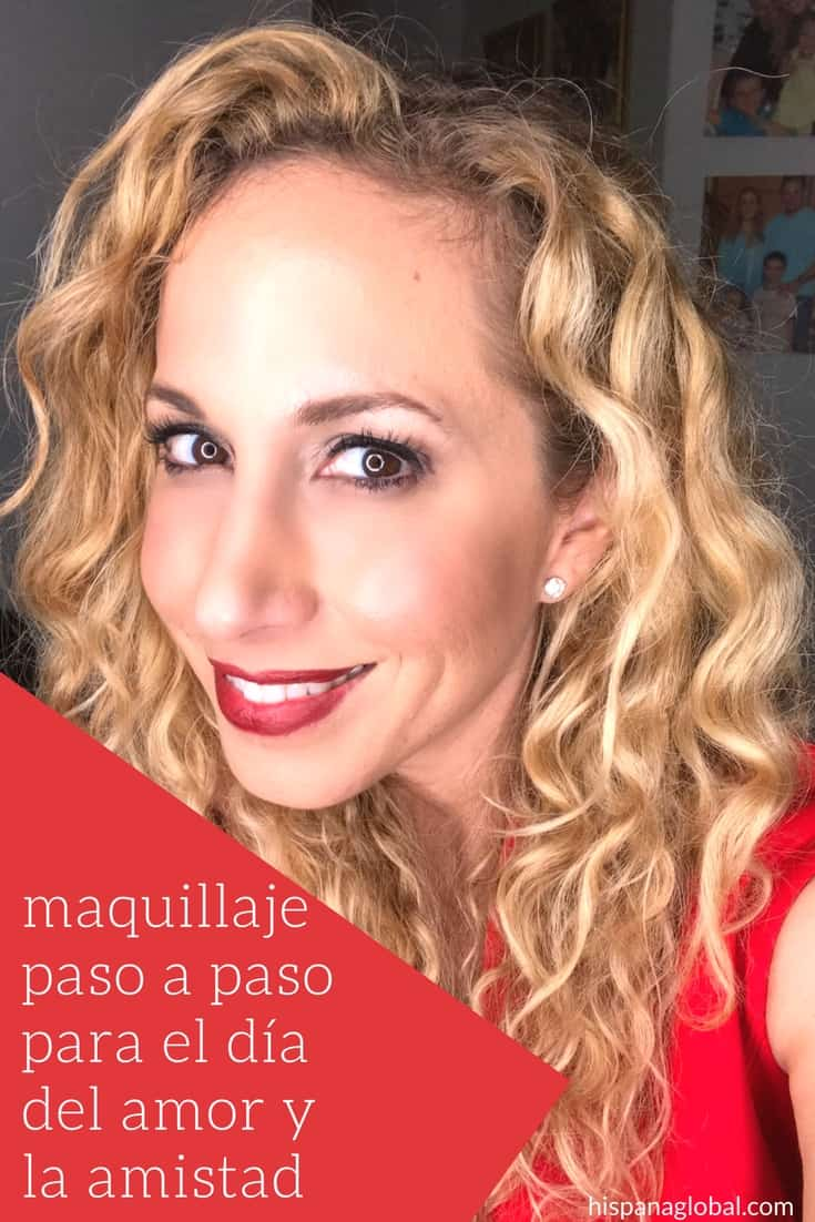 Maquillaje paso a paso para san valent n hispana global - Maquillage paso a paso ...