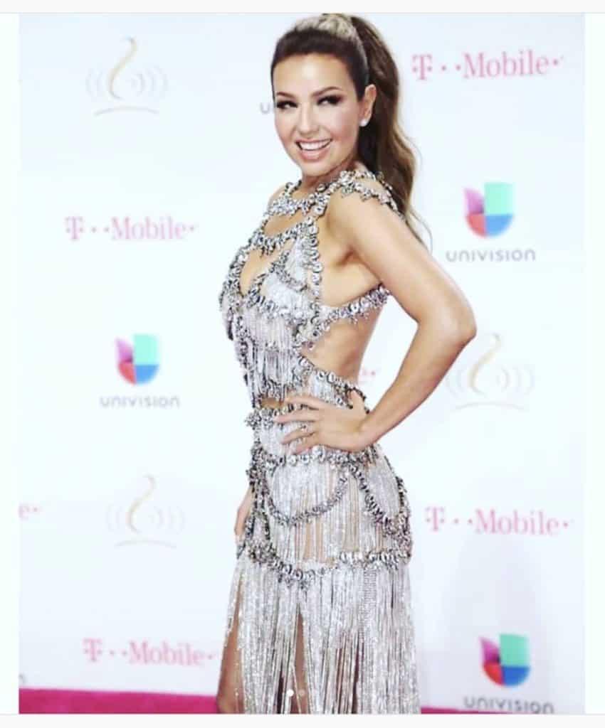 Thalía en Premios Lo Nuestro