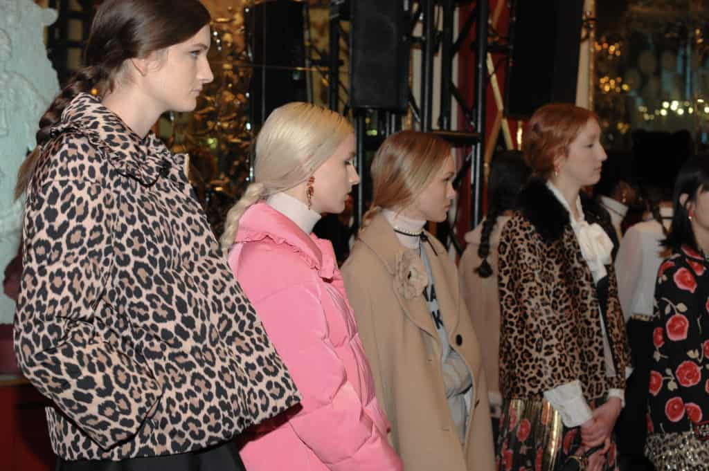 Moda de Kate Spade en NYFW 17