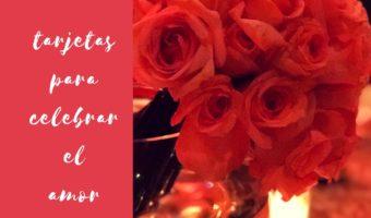 Tarjetas gratis para desear feliz dia del amor y la amistad