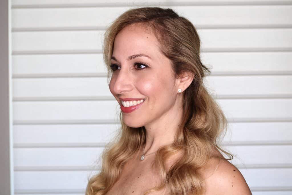 Jeannette Kaplun maquillaje Bella