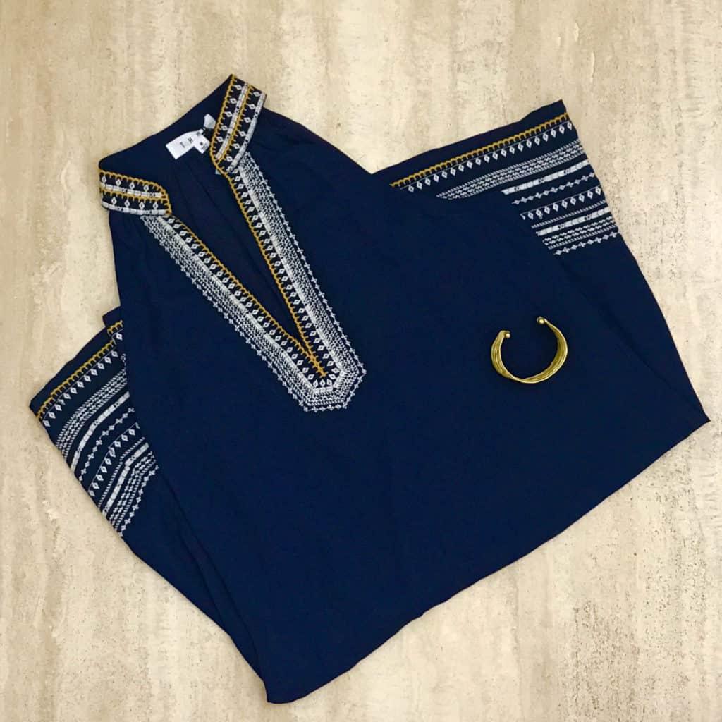 Vestido de Stitch Fix