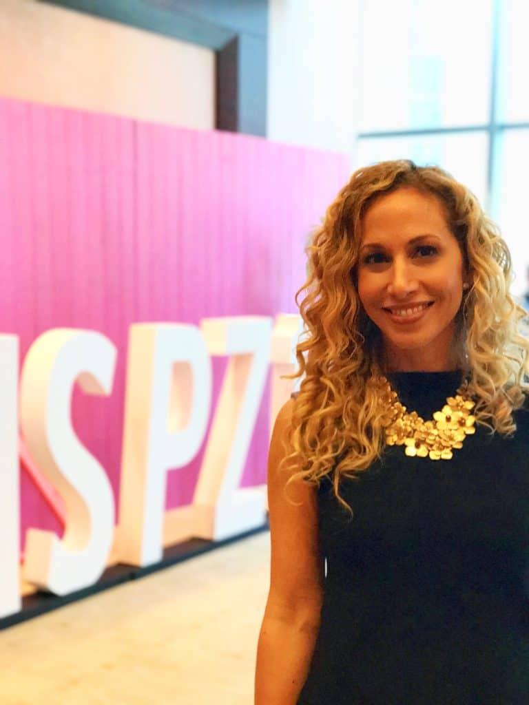 Jeannette Kaplun en Hispanicize 2017