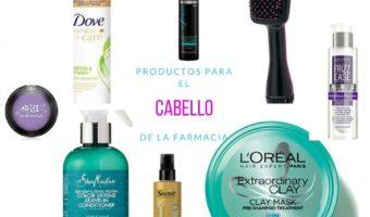 10 productos para el cabello