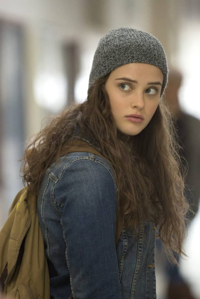 13 reason why serie de Netflix via www.hispanaglobal.com