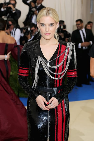 Riley Keough Met gala 2017