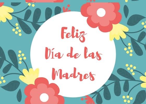 Imprime o envía estas hermosas tarjetas para el día de la madre. ¡Son gratis y te ayudarán a festejar el Día de las Madres!
