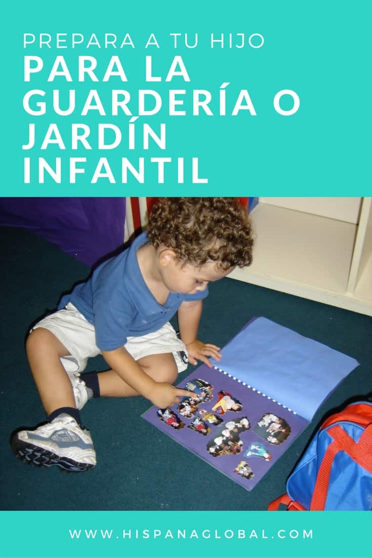 Video prepara a tu hijo para la guarder a o el jard n de for Guarderia el jardin