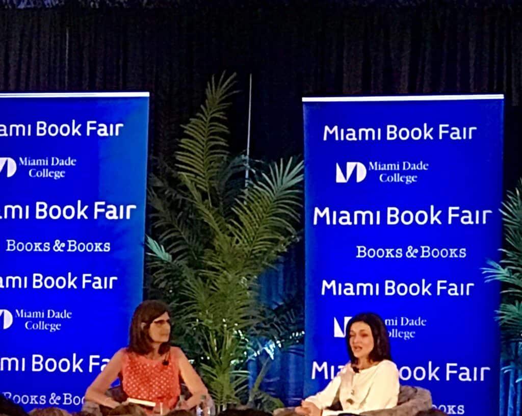 Sheryl Sandberg y Ana Veciana Suarez hablan de Option B en Miami