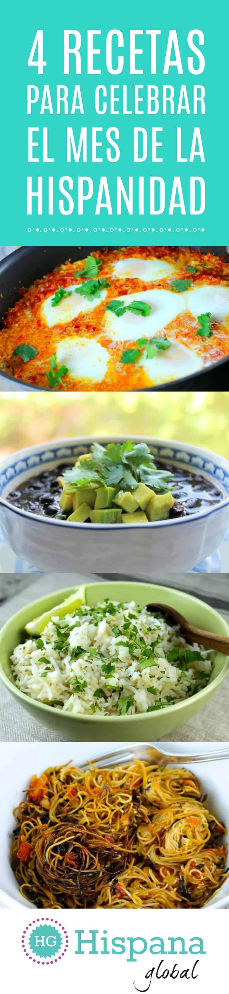 4 deliciosas recetas para celebrar el mes de la hispanidad - Hispana ...