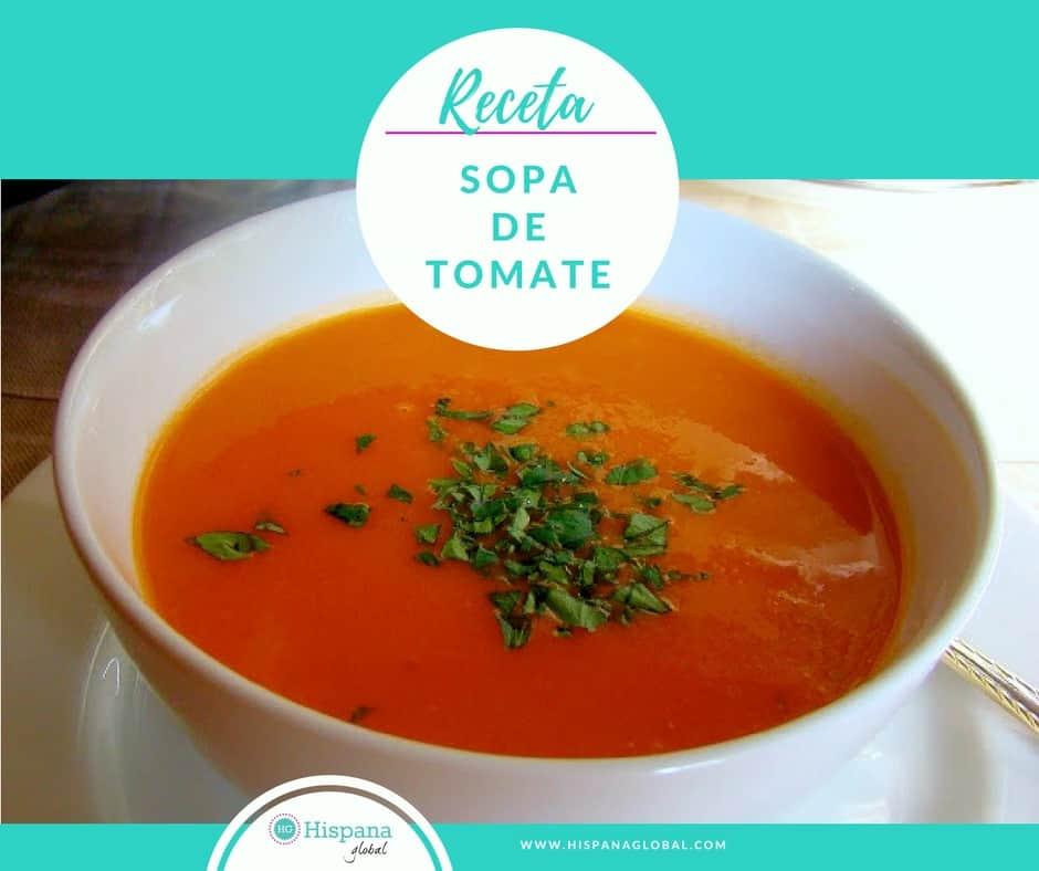 Recetas de sopas deliciosas