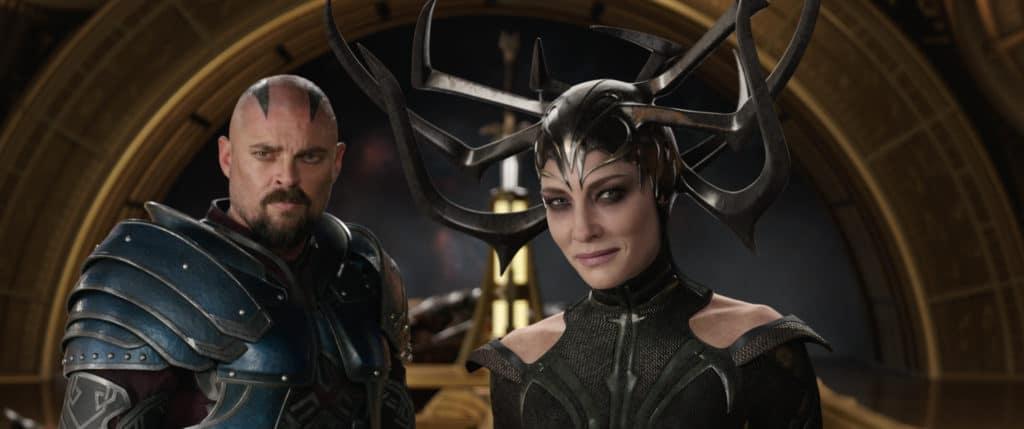 Thor Ragnarok es la nueva película de Marvel