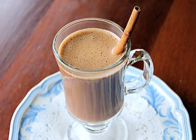 4 recetas con leche - chocolate caliente