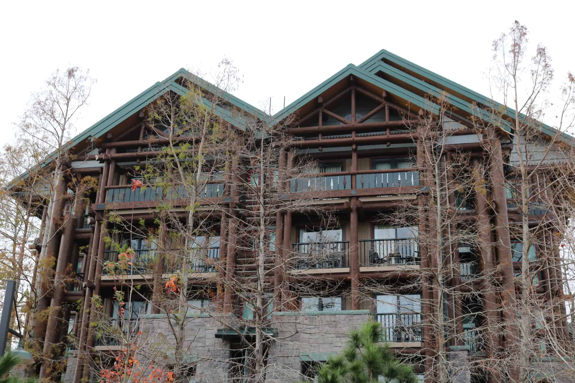 Wilderness Lodge en Walt Disney World