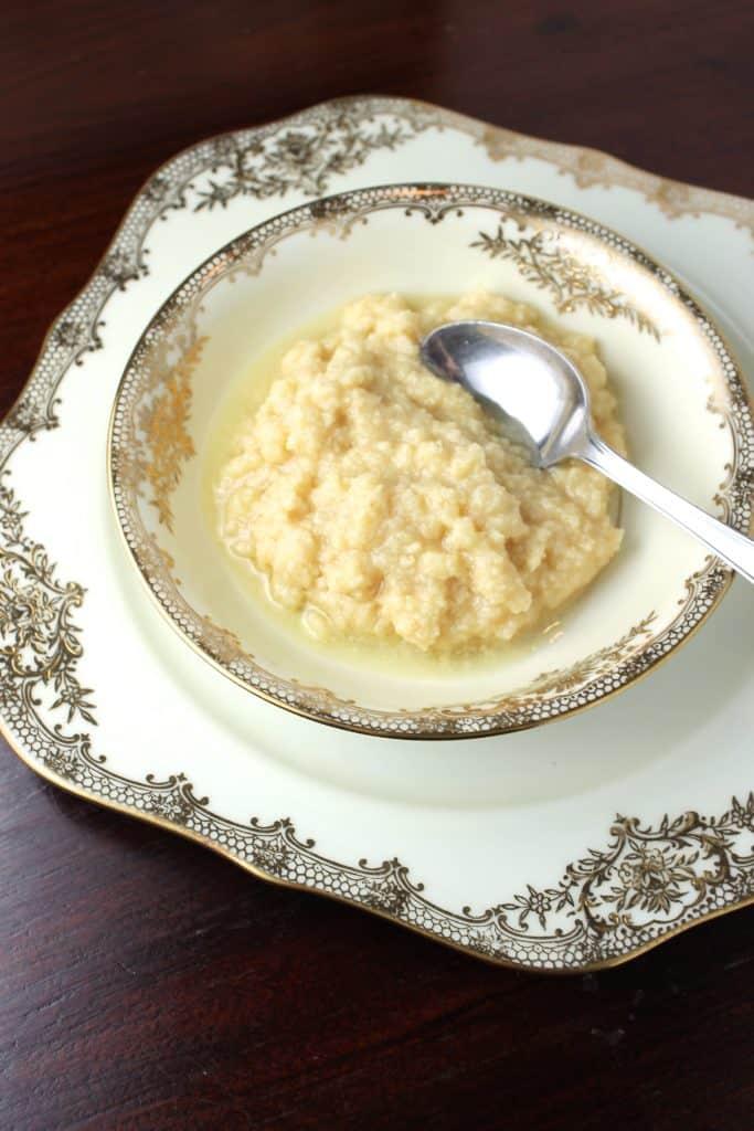 recetas con leche - dulce de leche cortada
