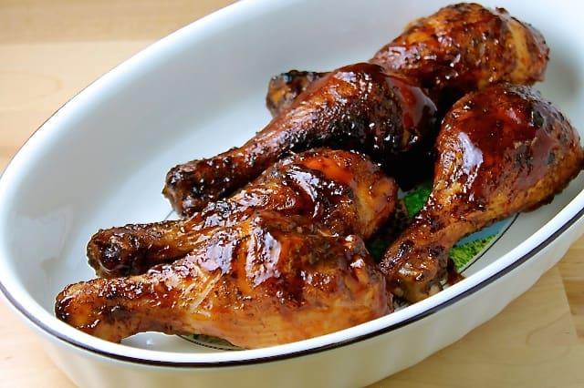 recetas ganadoras para el súper bowl, muslitos de pollo