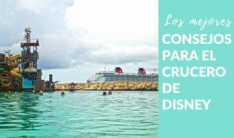 Los mejores consejos para el crucero Disney Cruise
