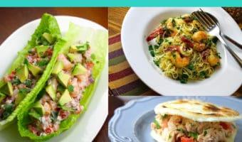 3 Recetas para la cuaresma o para quienes no comen carne