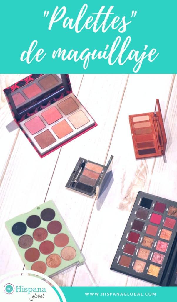 Después de probar tantas paletas de maquillaje, encontramos hermosas colecciones de sombras de ojos y rubor que tienen colores que usarás una y otra vez.