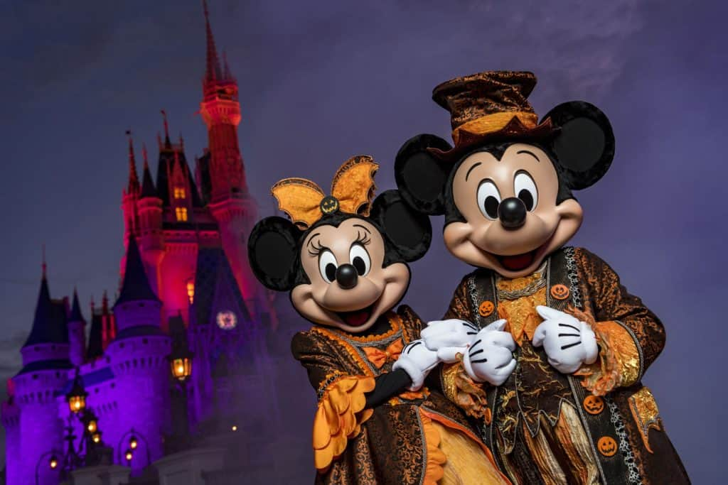 Mickey's Not-So-Scary Halloween Party En Walt Disney World