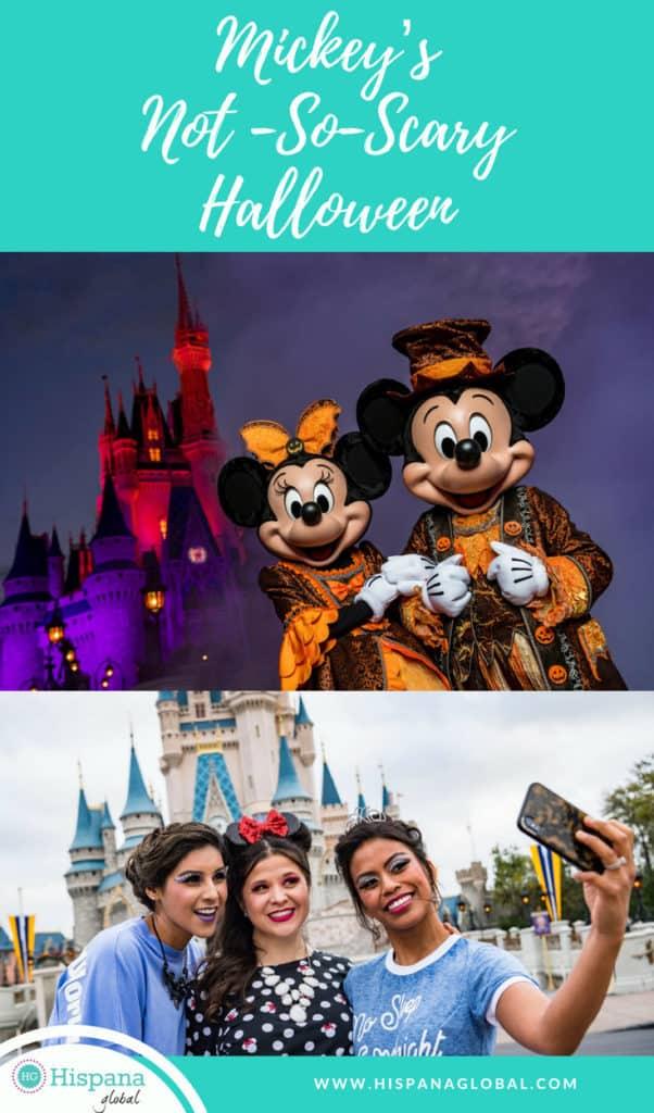 Mickey's Not-So-Scary Halloween Party En Walt Disney World
