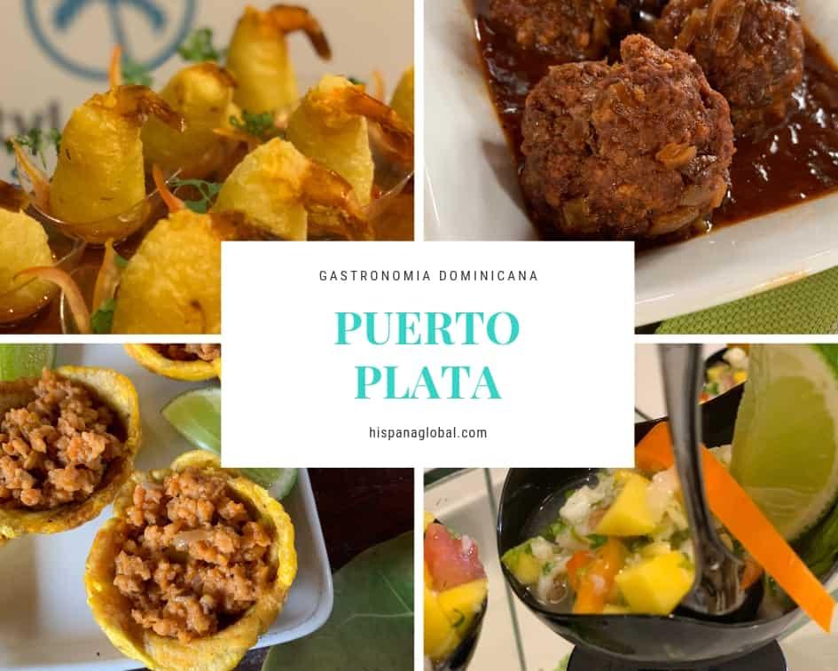 Gastronomía de Puerto Plata